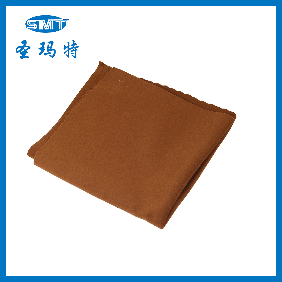 high quality brown wool fabric