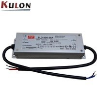 MEAN WELL 100w 48V ip67 ELG-100-48 dali dimming waterproof electronic led driver