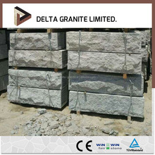 Hot sale, grey granite wall block with high quality to Norway market