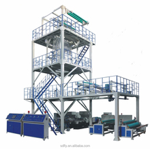 PE film blowing extruder machine/blown film equipment