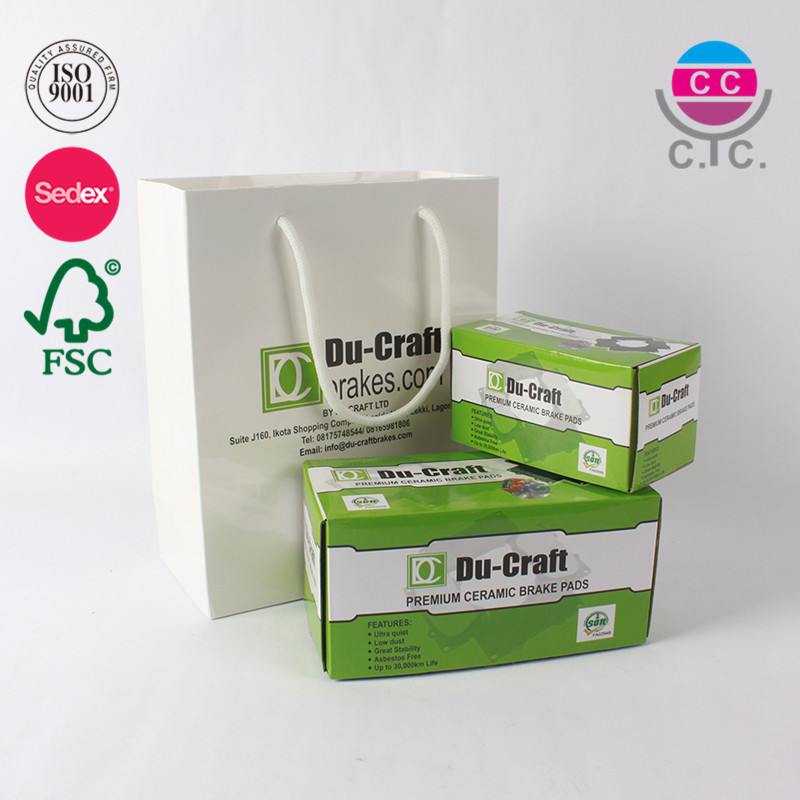 Custom Packaging Printing Paper Packing Box