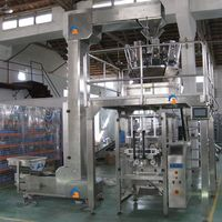 SUN-720W Bagged 5KG Ice Cube Packing Machine