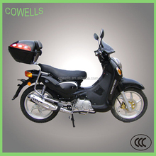 Gas/Diesel powered Pedal Moped