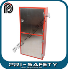 Different types of fire resistant hose reel cabinets