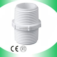 zhejiang taizhou all kinds threaded plastic pipe fittings