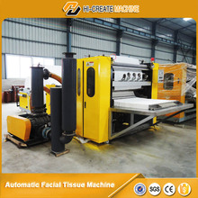 New Condition and Toilet Tissue Product Type toilet paper machine