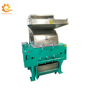 Waste recycling industrial glass crusher/plastic crushing machine
