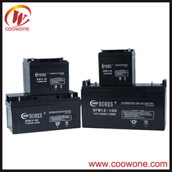 Wholesale 12v Solar System Dry Cell Battery