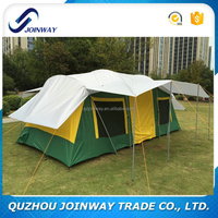 JWJ-039A luxury resort big room tents with air conditioner opening