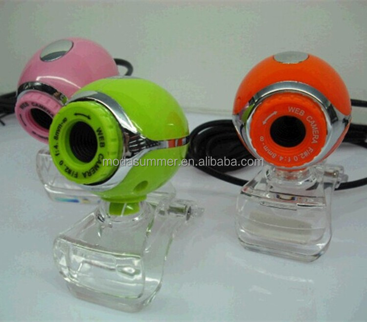 China Factory Price Most Popular Free Driver PC Camera/USB Webcam