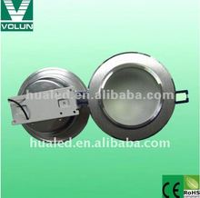 LED ceiling downlight,LED downlight 12W,with glass cover