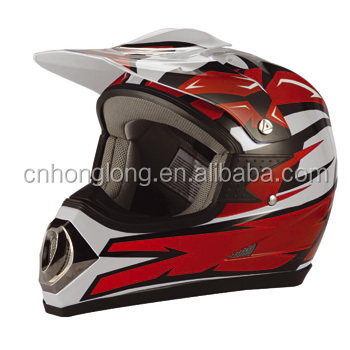 beautiful Motorcross helmet with good quality---ECE/DOT Approved