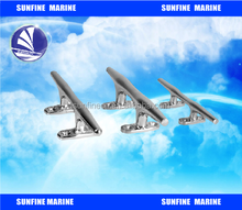 Stainless steel 316 Hollow Base Cleat Marine Hardware