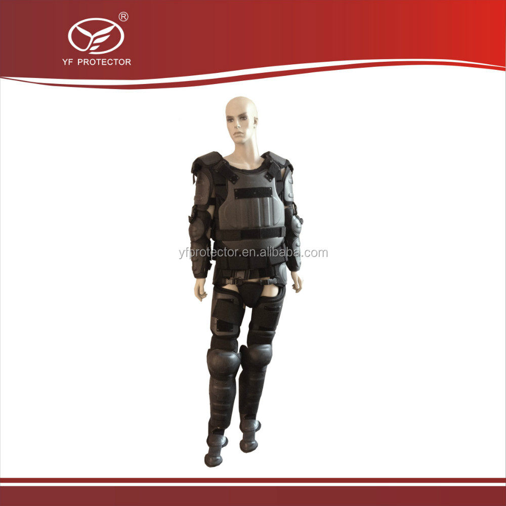 Military Equipment Protective Police Anti Riot Suit/Body Armor