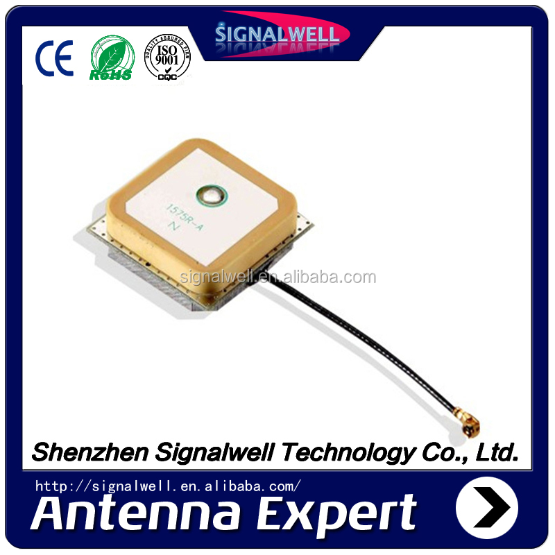 FREE SAMPLES OEM Internal Ceramic GPS Aerial 1575r-a active Antenna