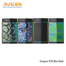 New Products Vape Mods Express Ali VOOPOO TOO 180W TC Box Mod With Reverse Charging Protection
