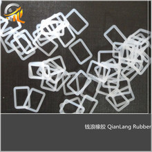 China Supplier Nbr O Ring Seals Rubber Washer Good Price Heat Resistant Square Oring