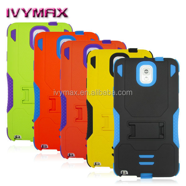 Alibaba china custom clips for Samsung Galaxy Note3 Case