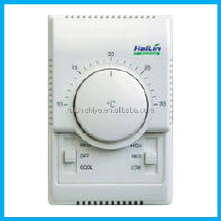 Competitive price customized mechanical floor heating room thermostat