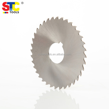 Solid Carbide slitting saw slotting saw blade