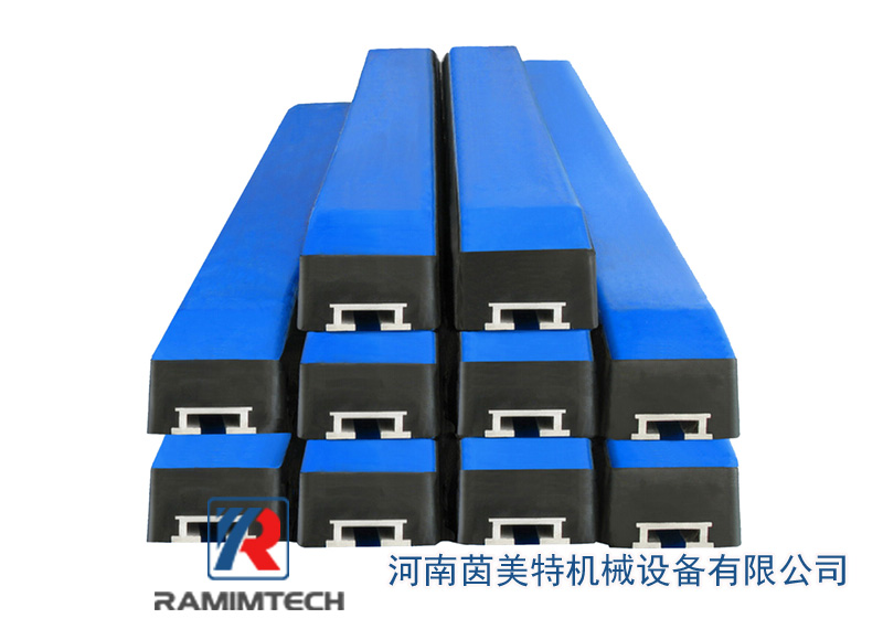 Specialized Impact Bar For Fabric Ply Conveyor Belt