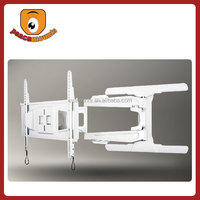 LSA600 Articulating led lcd full motion Television wall mounting bracket tv wall units