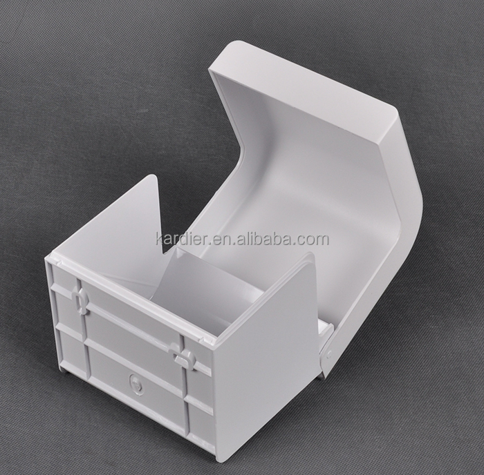 Stable quality white tissue box cover