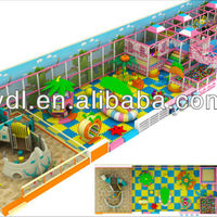 Toddlers Indoor Soft Playground