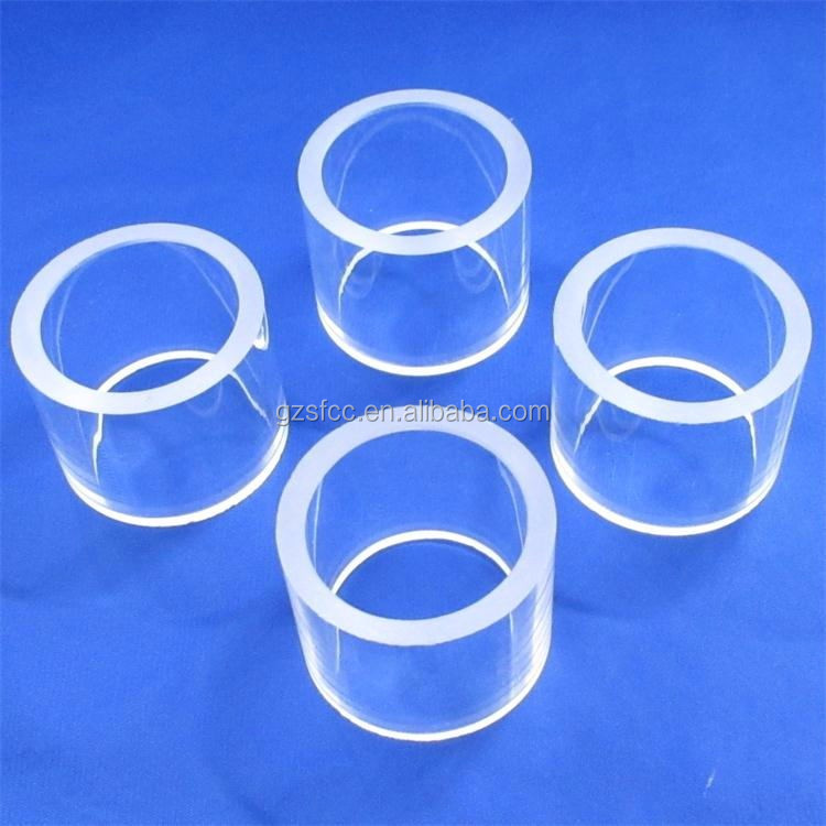 cast acrylic tube
