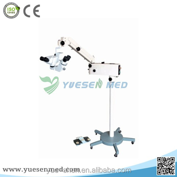 Portable eyes surgical ophthalmic operating microscope