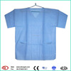 Cheap pp nonwoven disposable medical sterile surgical gown