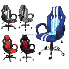 Y-2844 New Stylish Executive Leather Racing Seat Office Desk Chair Gaming Chair For Racer And Gamer From Anji Factory