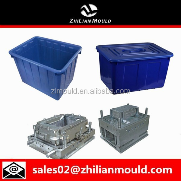 Taizhou high quality plastic water tank injection mould for hot sale
