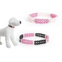 Luxury pet collar and leash