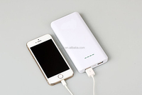 power bank 10000mAH metal wire drawing 10000mAh external mobile battery charger power bank for mobile phone