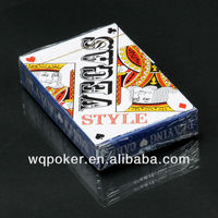 GOLD PLATED playng card card guard to poker