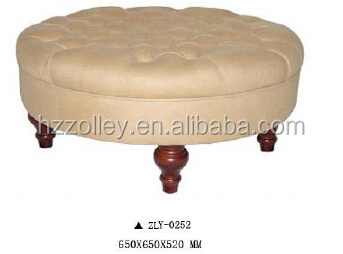 hot sale indian decorative foot stool round foot stool vintage industrial style stool