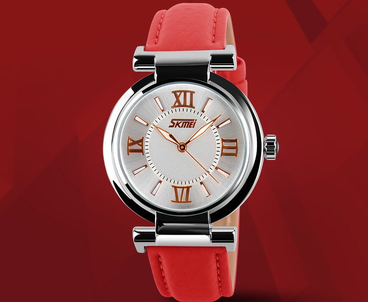 free shipping watch korea style Japan quartz movt lady vogue watch