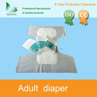 disposable high quality pink adult diapers