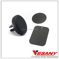 Vesany Recyclable Used High Quality Swivel Handy Security Convenient Car Mount Air Vent Phone Holder