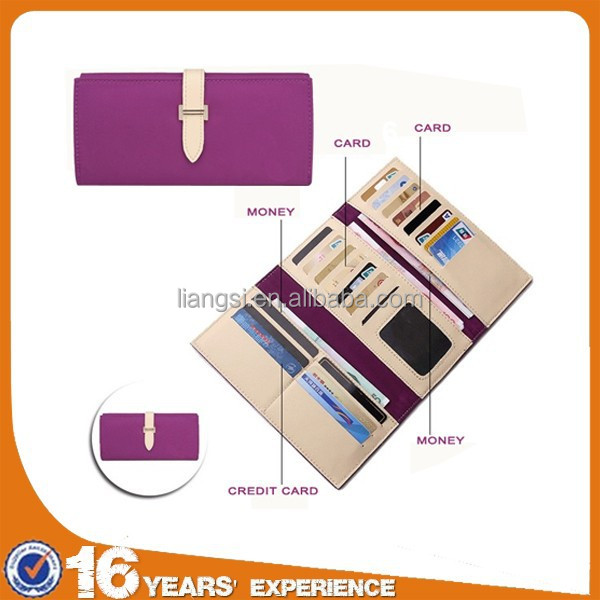 card travel personal organizer wallet