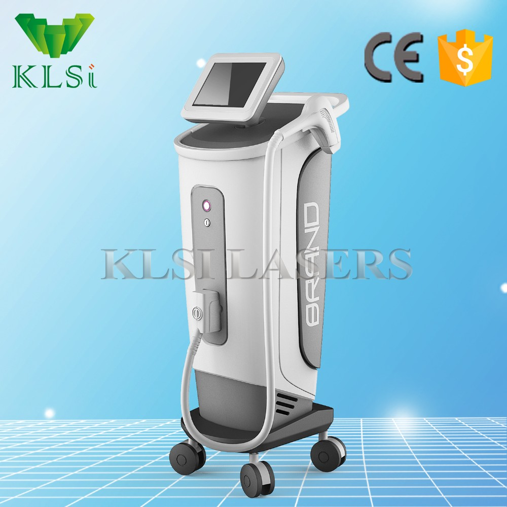 Diode laser depilation beauty machine/medical device hair removal/spa use laser hair removal