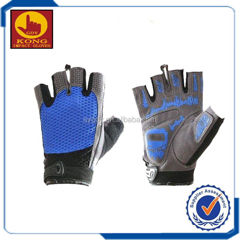 Summer driving fingerless gloves with workout
