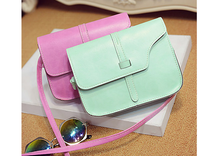 Mini Bag Woman Shoulder/Sholder Small Size Lady Leather Bag