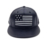 American Hip-Hop Leather Strap Hat With Brass Buckle 100% Cotton Baseball Snapback Hats Cap
