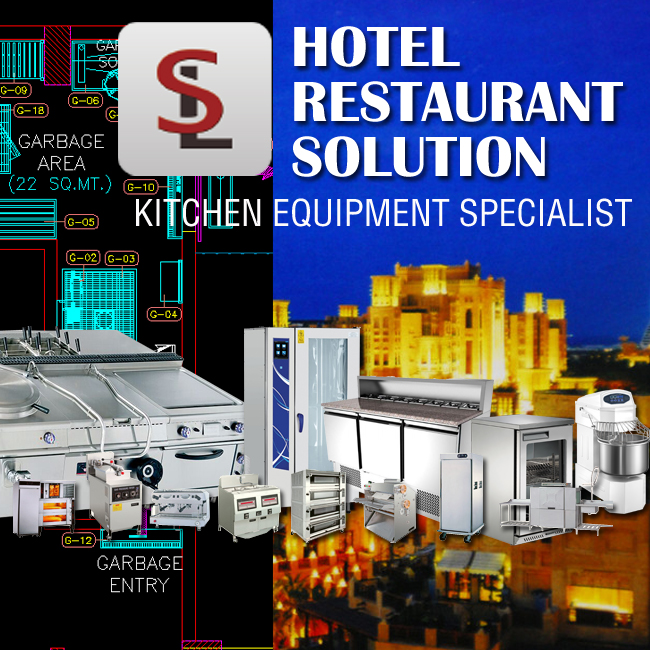 5 Star Hotel Kitchen Equipment List by FURNOTEL