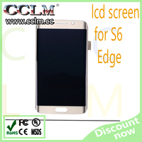 lcd screen wholesale price for samsung galaxy S6 edge/note1/note2/note3/E5/E7 original lcd display