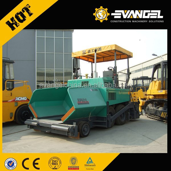 XCMG RP601 6m length asphalt concrete paver slurry seal machine