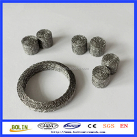 snow foam lance knitted stainless steel wire mesh filter