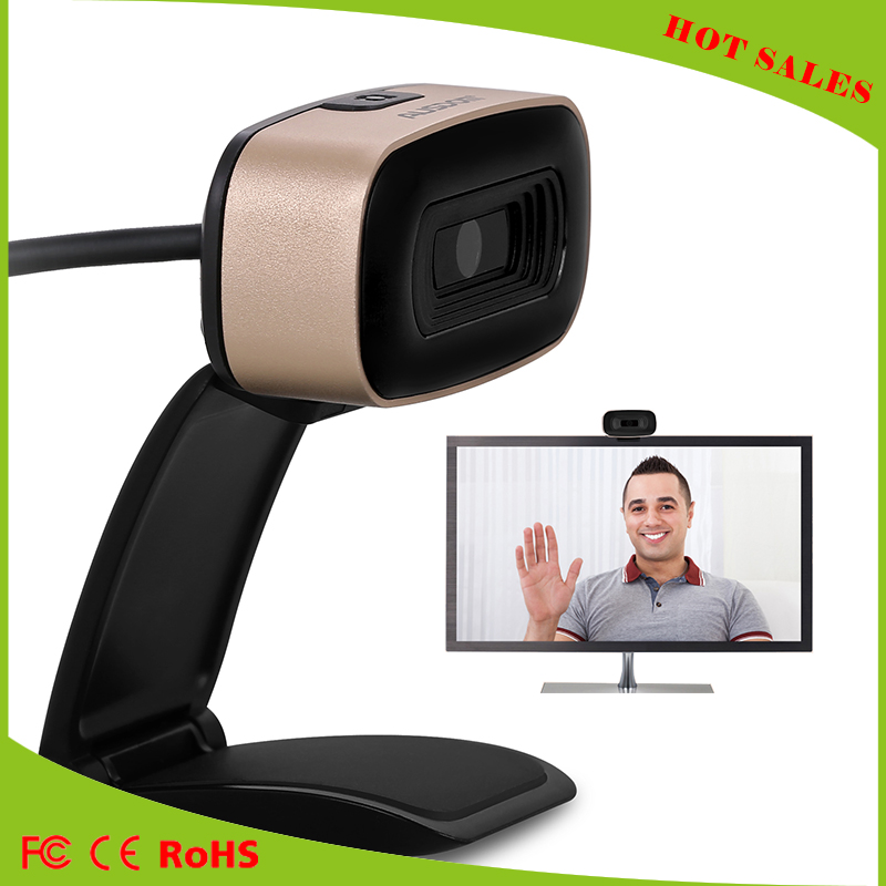 Usb 2.0 web cam cover driver pc camera with microphone / speaker